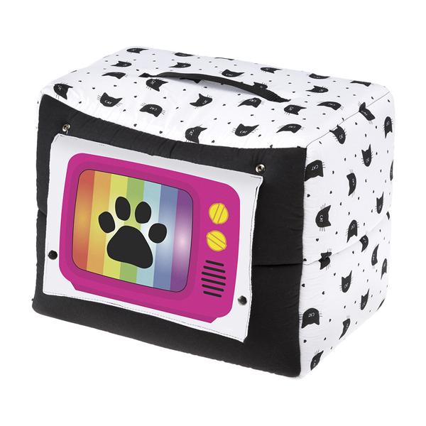Домик для кошек Ferplast TVCAT
