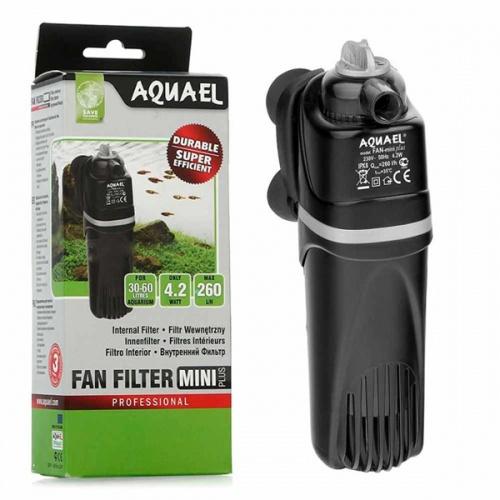 Помпа-фильтр для аквариумов FAN mini plus 260л/ч,2,2W на 30-60л.