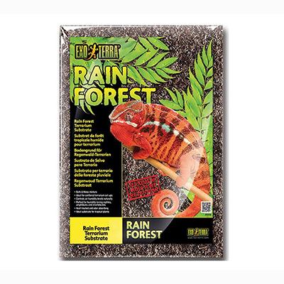 Грунт для террариумаExo-Terra Rainforest 8,8 л