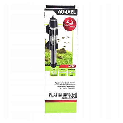 Нагреватель для аквариума Aquael PLATINUM Heater 25W стеклянный
