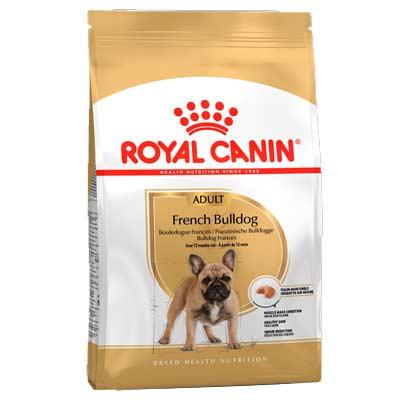 Сухой корм для собак Роял Канин (Royal Canin) Французский бульдог