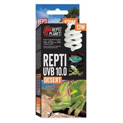 Лампа для тропического террариума Repti Planet UVB 2.0 26 Вт
