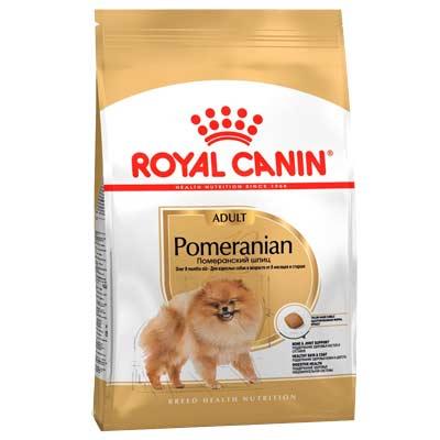 Сухой корм для собак Royal Canin, Померанский шпиц