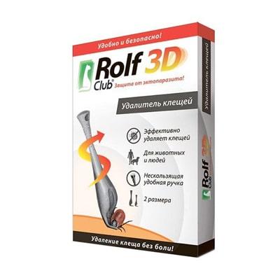 Удалитель клещей Rolf Club
