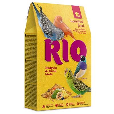 Корм для попугаев и других мелких птиц Рио Гурмэ