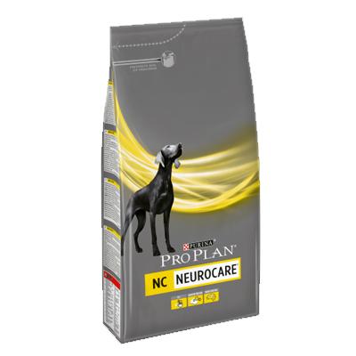 Ветеринарный сухой корм для собак Пурина (Purina) NC при для поддержания функции мозга