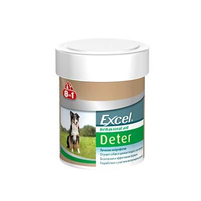 Кормовая добавка для собак 8 в 1 Excel Deter для отучения от поедания фекалий