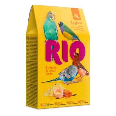 Яичный корм для волнистых попугаев и других мелких птиц