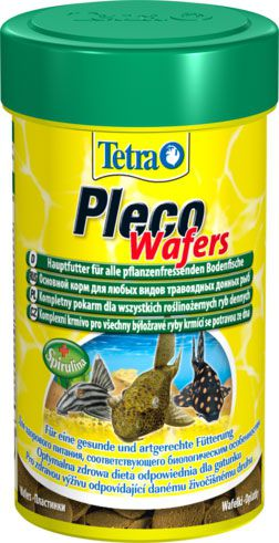 Корм для рыб TETRA Pleco Wafer 250мл