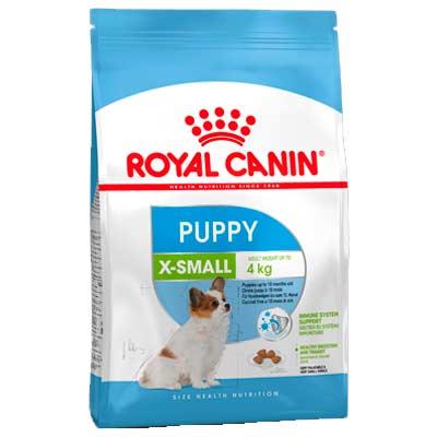 Сухой корм для щенков мелких пород Роял Канин (Royal Canin) X-SMALL Puppy