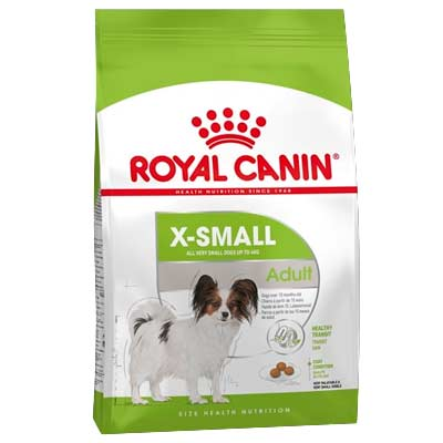 Сухой корм для собак мелких пород Роял Канин (Royal Canin) X-SMALL Adult