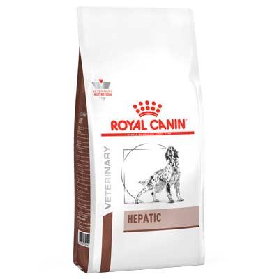 Ветеринарный сухой корм для собак Роял Канин (Royal Canin) Hepatic HF 16 при заболеваниях печени