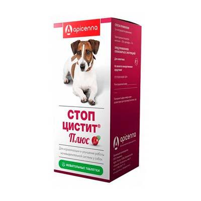Таблетки от цистита для собак
