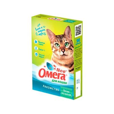 Мультивитаминное лакомство для кошек