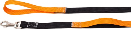 Поводок с ручкой для перехвата ДЖАЗЗЗ нейлон PerseiLine 1,2м