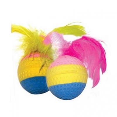 Мяч радужный 1шт Triol