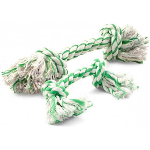 Игрушка для собак Веревка с ментолом 2 узла 15см