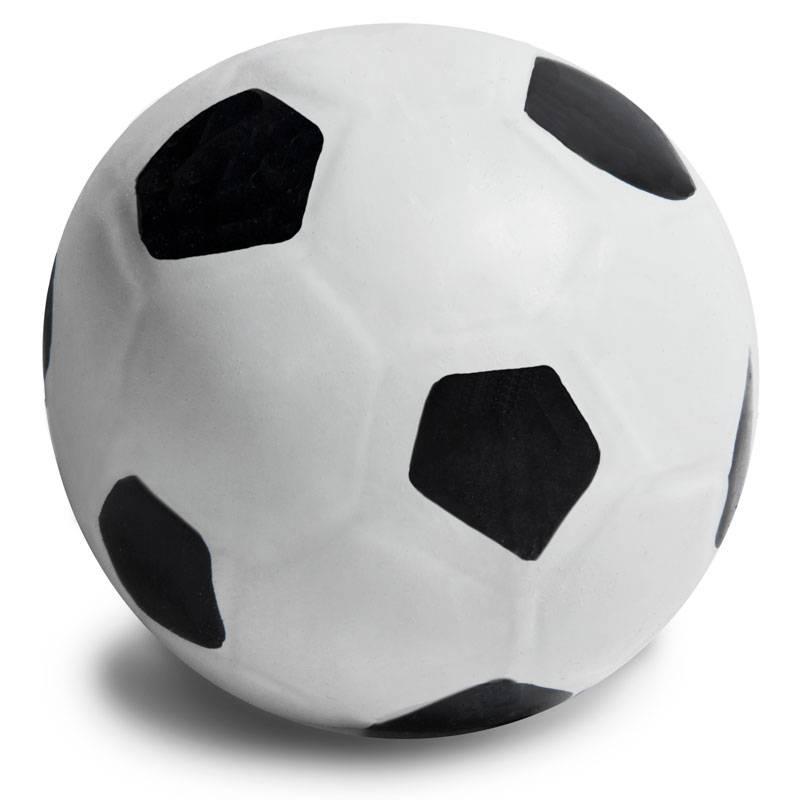 """Игрушка для собак  """"Мяч футбольный"""" 6см Triol"""