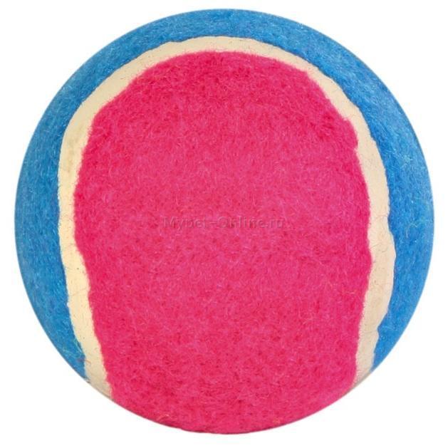 Мяч теннисный 6,4см 1шт TRIXIE