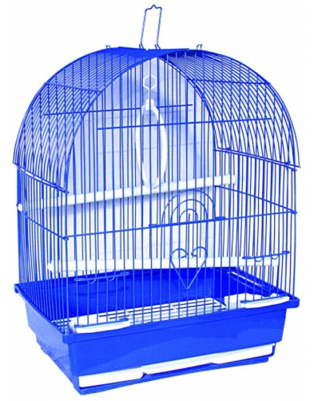 Клетка для птиц 30х23х39 см К-1000